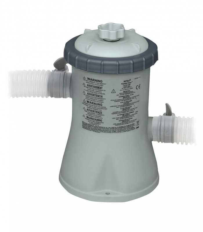 Pompa filtro per piscina fuori terra intex futurartshop for Accessori per piscine intex