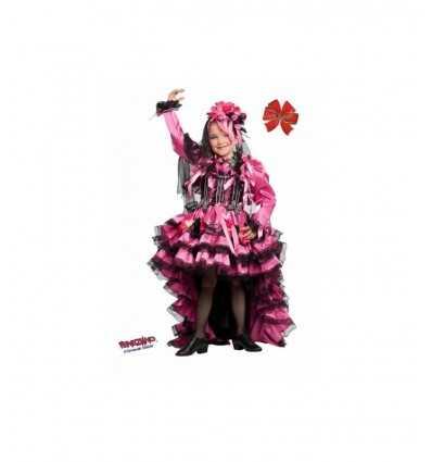 Costume carnevale Ballerina brasiliana Baby 53203 Veneziano- Futurartshop.com
