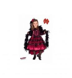 Costume carnevale Contadina