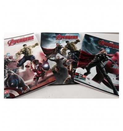 age of avengers quadernone ultron rigo q 5A9001502Q Seven- Futurartshop.com