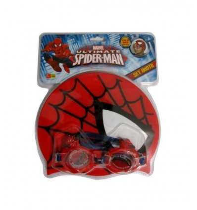 Conjunto de baño Spiderman 902SP - Futurartshop.com