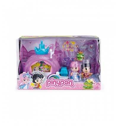PinY pon перевозки с Принц и принцесса 700011511 Famosa- Futurartshop.com