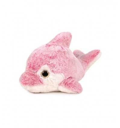 marioneta de delfín animal mar rosa 21 cm 760012452/ROSA Famosa- Futurartshop.com