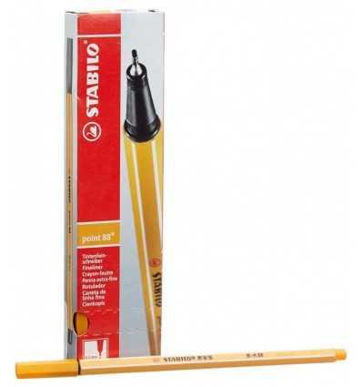 penna stabilo point 88 arancione Stabilo-Futurartshop.com