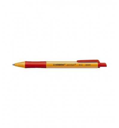 Stabilo ballpoint pen red pointball 6030/40 Stabilo- Futurartshop.com