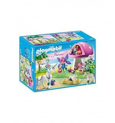 playmobil casa fungo delle fatine 6055 Playmobil-Futurartshop.com