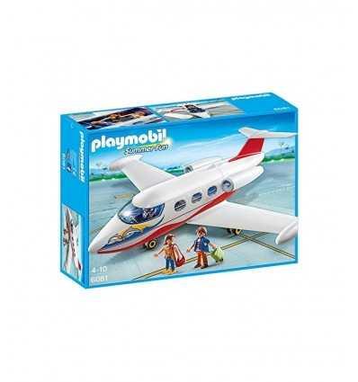 Tourismus-Flugzeug 06081 Playmobil- Futurartshop.com