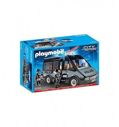 Moyen de police blindés 6043 Playmobil- Futurartshop.com