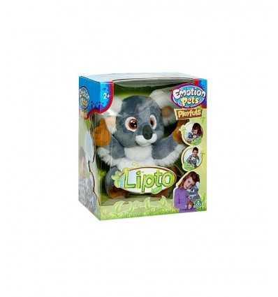 Emotion husdjur plysch Koala Lipto CCP30269 Giochi Preziosi- Futurartshop.com