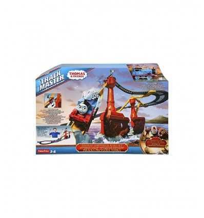 Spåra det pirat fartyget Thomas CDW87 Mattel- Futurartshop.com