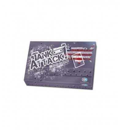 gioco di società TankAttak card game 1431 Editrice Giochi-Futurartshop.com