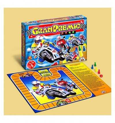 Grand Prix board game 58 Arvi- Futurartshop.com