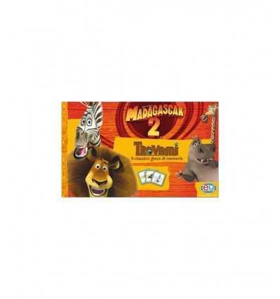 Me encuentre Madagascar 2 Editrice Giochi- Futurartshop.com