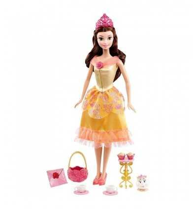 célébration fête royale de Belle conte de fées poupée TCJK89/CJK90 Mattel- Futurartshop.com