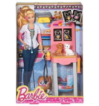 プレイセット獣医学をすることができますバービー CCP68/CCP70 Mattel- Futurartshop.com