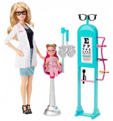Barbie i can be playset ophthalmologist CCP68/CMF42 Mattel- Futurartshop.com