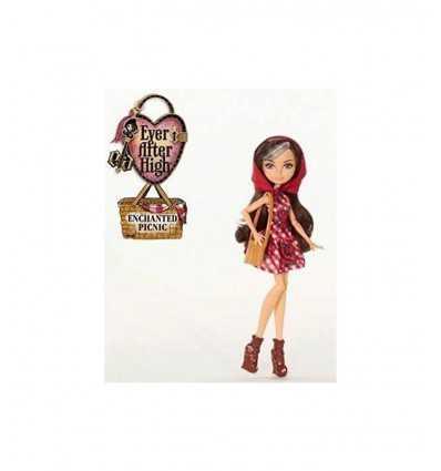ever after enchanted picnic doll high hood Cerise CLL49/CLD85 Mattel- Futurartshop.com