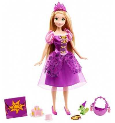 bambola celebrazione da favola Rapunzel royal celebration CJK89/CJK92 Mattel-Futurartshop.com