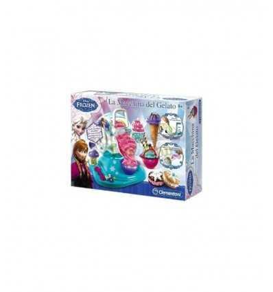 frozen アイス クリーム マシン 15317 Clementoni- Futurartshop.com