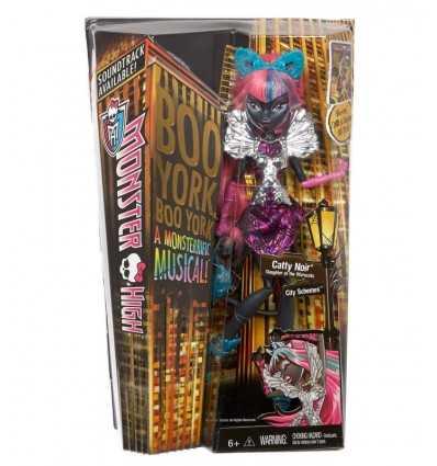 Monster hög boo york Catty docka Noir CJF30/CJF27 Mattel- Futurartshop.com