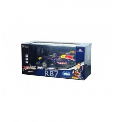 RC samochodów formuły 1 Red Bull 1:24 499081 Mac Due- Futurartshop.com