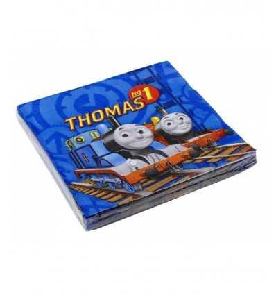 Przyjaciele Thomas 20 idealna sztuk serwetek 552159 New Bama Party- Futurartshop.com