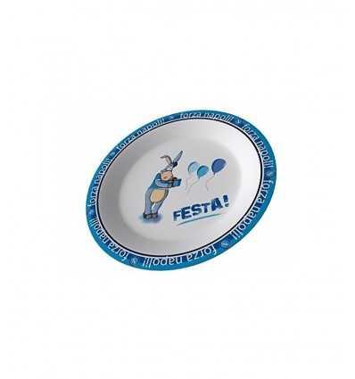 Naples part rätter 23 cm FST-22-NP Nemesi- Futurartshop.com