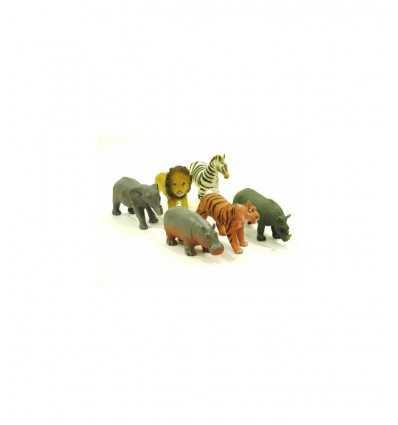 Animali Soft della savana 30 cm GG-30000 Grandi giochi-Futurartshop.com