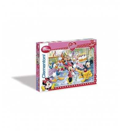 250 kawałek układanki kocham minnie 29663 Clementoni- Futurartshop.com