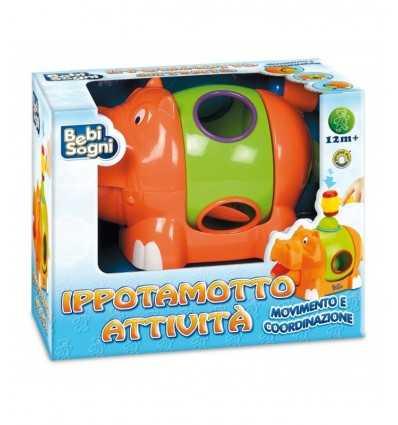 Bebi dreams ippotamotto activities ST70019 Grandi giochi- Futurartshop.com