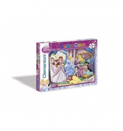 250 Stück puzzle Disney Prinzessinnen 29662 Clementoni- Futurartshop.com