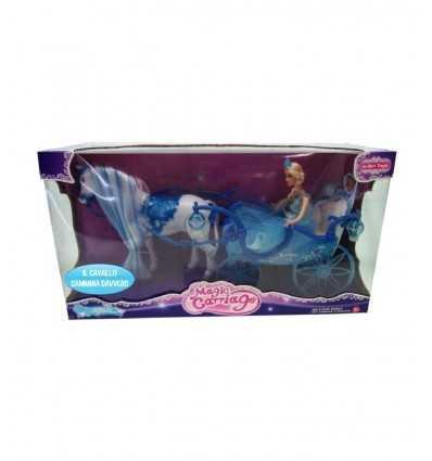 プリンセス馬車や馬の散歩 431857 Grandi giochi- Futurartshop.com