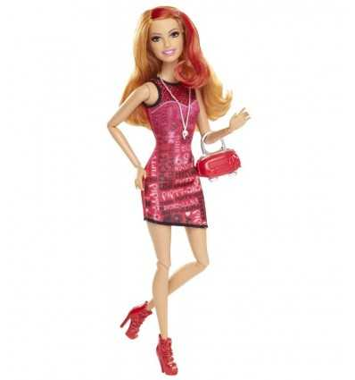 Mattel Y5908 X 7869-Fashionista barbiedocka X7869 Mattel- Futurartshop.com
