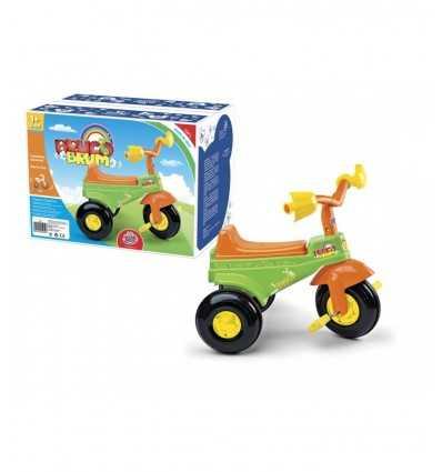 Tricycle Caterpillar Brum GG-45052 Grandi giochi- Futurartshop.com