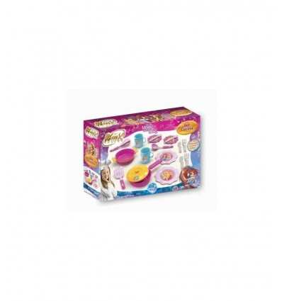 winx kitchen set with 18 accessories GG02106 Grandi giochi- Futurartshop.com