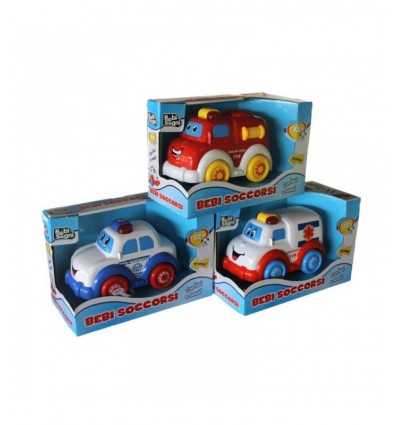 bebi sogni veicoli soccorsi 3 modelli ST70086 Grandi giochi-Futurartshop.com