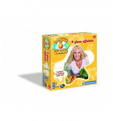 La prova del cuoco gioco società 12961 Clementoni-Futurartshop.com