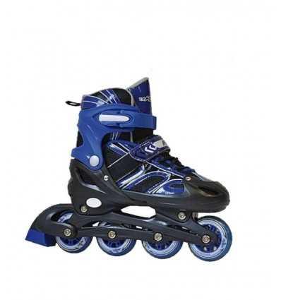 Inline skates-bleu 41 38 38411 Editrice Giochi- Futurartshop.com