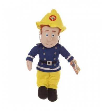 Fireman Sam the snowman 43 cm PT8601 GDG Group- Futurartshop.com