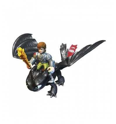 Caballeros de dragón con 4 modelos de Dragon 6024162 Spin master- Futurartshop.com