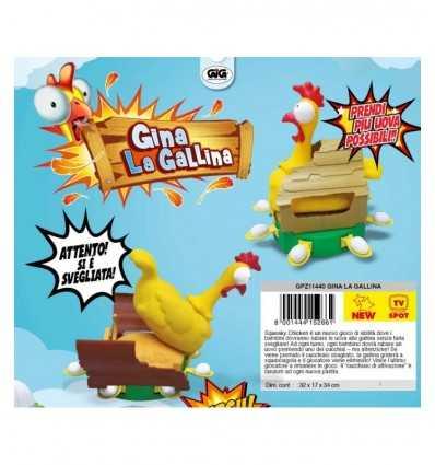 Gina game hen GPZ11440/G Gig- Futurartshop.com