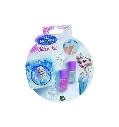 Frozen unghie glitter kit GPZ18496 Giochi Preziosi-Futurartshop.com