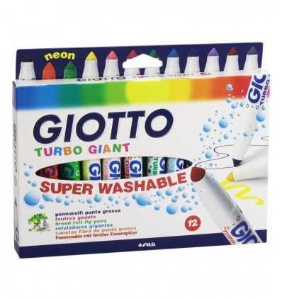 Giotto GIant zmywalnych markerów 12 Turbo 432000 Fila- Futurartshop.com