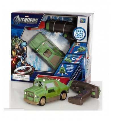 Laser light car hulk Avengers GPZ18404 Hasbro- Futurartshop.com