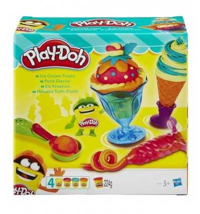 Play-Doh helados golosinas B1857EU40 Hasbro- Futurartshop.com