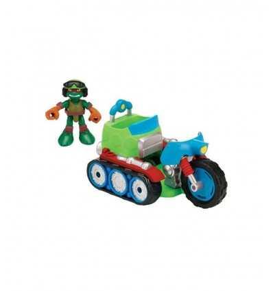 personaggio Raffaello con veicolo tread cycle GPZ96720/96705 Giochi Preziosi-Futurartshop.com