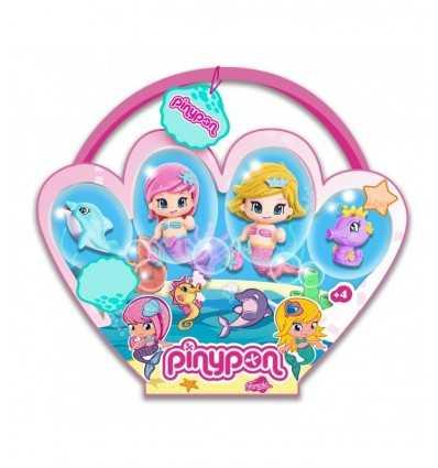 PinyPon conchiglia sirenetta 700008931 Famosa- Futurartshop.com