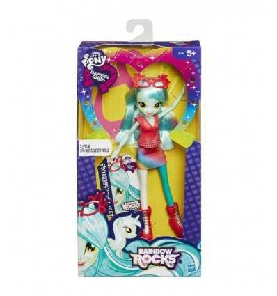 my little pony doll equestria girls Lyra Heartstrings A3994EU41/B1185 Hasbro- Futurartshop.com