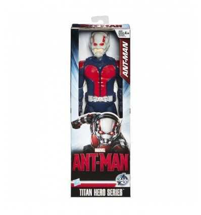 Heros de Titan caractère Ant Man B2917ES00 Hasbro- Futurartshop.com