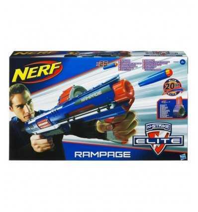 Nerf n-strike broń rampage elity 986971480 Hasbro- Futurartshop.com